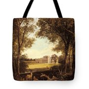 Boddington Henry John A View Of Norton Hall Henry John Boddington Tote Bag