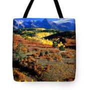 C S Landscape Tote Bag