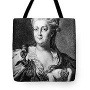 Catherine II (1729-1796) Tote Bag