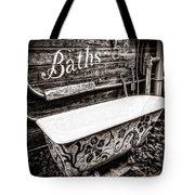 5 Cent Bath Tote Bag