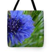 Centaurea Cyanus 2 Tote Bag