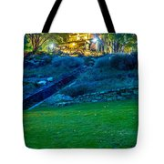 Classic Historic Banquet And Event Home And Backyard Tote Bag