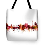 Cologne Germany Skyline Tote Bag