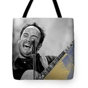 Dave Matthews Collection Tote Bag