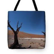 Death Tree Hidden Vlei Tote Bag