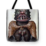 Demonology, 18th Century Tote Bag