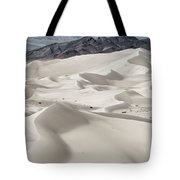 Dumont Dunes 5 Tote Bag by Jim Thompson