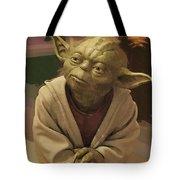 Episode 2 Star Wars Poster Tote Bag