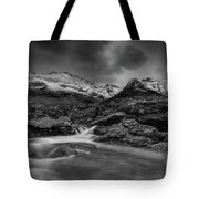 Fairy Pools Of River Brittle Tote Bag