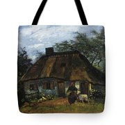 Farmhouse In Nuenen Tote Bag