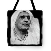 Film Homage The Passion Of Joan Of Arc 1928 Rodeo Spectator Tucson Arizona 1968-2009 Tote Bag