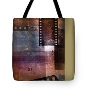 Film Strips 3 Tote Bag