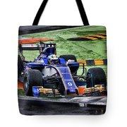 Formula 1 Monza 2017 Tote Bag