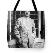 Giacomo Puccini, Italian Composer Tote Bag