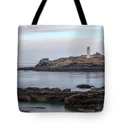 Godrevy Lighthouse - England Tote Bag