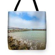 Golden Gate Bridge Crissy Field Tote Bag