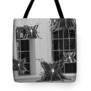 Hanging Butterflies Tote Bag