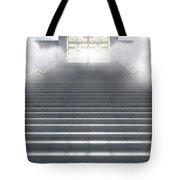 Heavens Gates Tote Bag