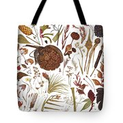 Herbarium Specimen Tote Bag