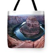 Horseshoe Bend Colorado River Arizona Usa Tote Bag