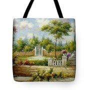 Italian Historical Villas Tote Bag