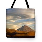 K D Landscape Tote Bag