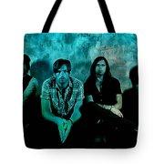 Kings Of Leon Tote Bag