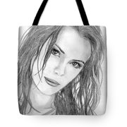 Miss Beckinsale  Tote Bag