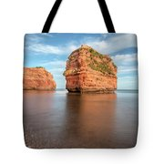 Ladram Bay - England Tote Bag