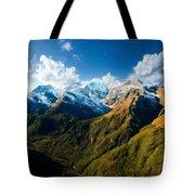 Landscape Acrylic Tote Bag