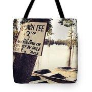 Launch Fee - Toned Tote Bag