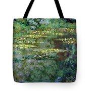 Le Bassin Des Nympheas Tote Bag