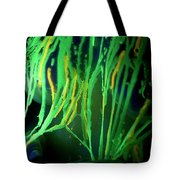 Liquid Latex Tote Bag
