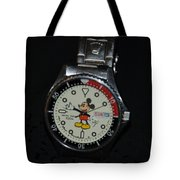 Mickey Mouse Watch Tote Bag