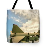 Military Weapons, Ballistic, Anti-aircraft, Medium-range Missile 6 Tote Bag