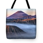 Mount Bromo - Java Tote Bag