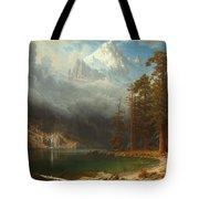 Mount Corcoran Tote Bag