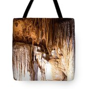 Onondaga Cave Formations Tote Bag