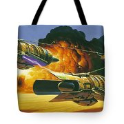 Original Star Wars Art Tote Bag