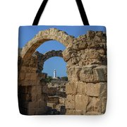 Paphos Archaeological Park - Cyprus Tote Bag