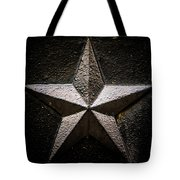 5-pointed Star Tote Bag