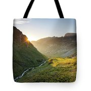Rila Mountain Tote Bag
