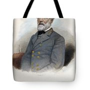 Robert E. Lee (1807-1870) Tote Bag by Granger