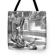 Roman Gladiators Tote Bag