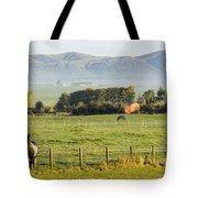 Scottish Scenery Tote Bag