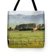 Scottish Scenery Tote Bag
