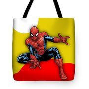 Spiderman Collection Tote Bag