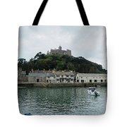 St Michael's Mount Cornwall Tote Bag