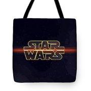 Star Wars A Poster Tote Bag