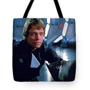 Star Wars Characters Poster Tote Bag